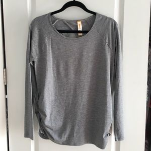 Lucy- Long Sleeve Workout / Yoga Top